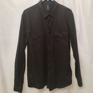 J. Crew Button Down Shirt with Front Pockets